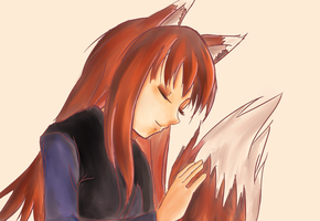 Holo and Happiness by IzumiNanaki