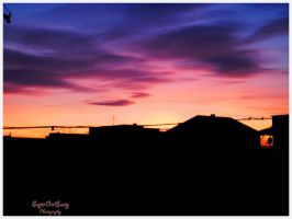 Colors in the skies by SuperGirlSwag