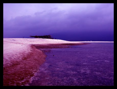 Beach - Camiguin by wioombeen