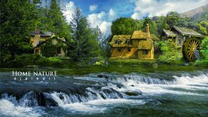 Home Nature by djaledit