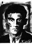 Franz Kafka by captainclimax