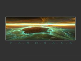 Panorama wallpaper 1600x1200 by TomWilcox