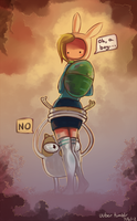 No Fionna no by uuber