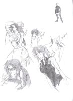 YJ Adult sketches by Enthaga