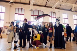Soul Eater Crew by lamuchan