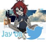 Jay on Twitter by MikuDraws