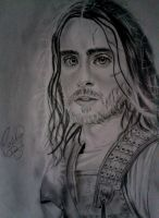 Jared Leto by RashaBH