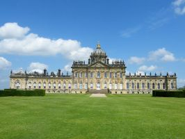 Castle Howard Stock 3 by Queenselphie