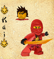 ninjago kai by jazzlovessilkies