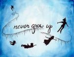 Peter Pan- Never Grow Up by julesrizz