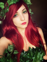 Poison Ivy Cosplay by Dragunova-Cosplay