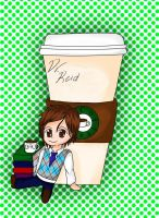 Dr. Reid and Coffee by mikuridaigo