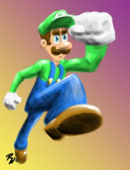 Weegee by RogueWolfHP