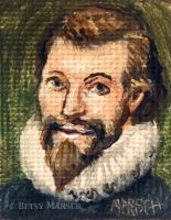 Minuscule John Donne by Paintsmudger