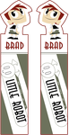 Bookmarks - MLaaLR - Brad by Hikoishi