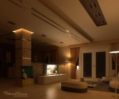 Living Room /P by Overstone