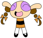 PPG Butterfly: Yay! by Wanda92