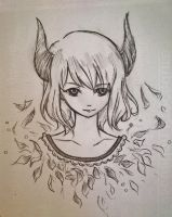 Old doodle by PerlePerle