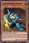Transformer Topspin by gorinkton