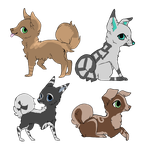 Pup Adopts | Closed by LeveButt