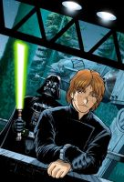Return of the Jedi Manga 3 by joewight