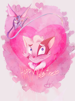 Dreamkeepers_HappyValentine2016 by Ethereal-Harbinger