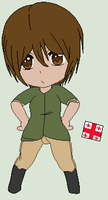 Hetalia OC- Georgia by MapleBeer-Shipper