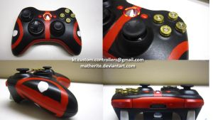 Deadpool Controller No. 2 by matherite