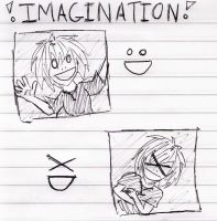 IMAGINATION by simplyfrank