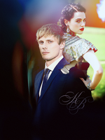 (Merlin) Katie and Bradley by c-a-t-o
