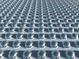 Silver balls by StoupaCZ