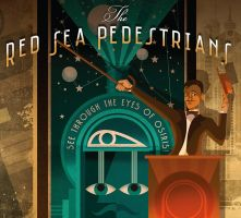RED SEA PEDESTRIANS CD Cover by PaulSizer