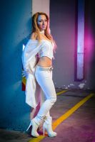 Emma Frost Cosplay by GabsCosplay