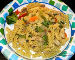 Chicken Rotini by RavingEagleMedia