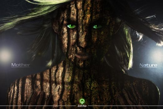 Mother Nature by Zohko