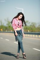 Hitchhiker by ParkLeggyKorean