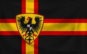 Alt. flag of Germany by Kristo1594