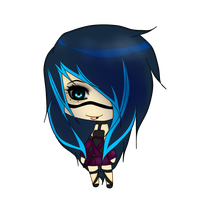 Lunette Chibi Time by WinterOfDeath