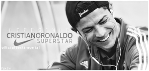 CristianoNike by CR7S