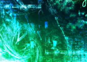 Blue Flames by Sarah-Jaynie