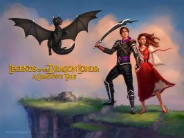 Legends of The Dragon Lords by RileyStark