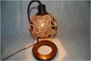 Standing lamp I by gourdlight
