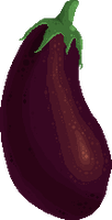 The Ugly Eggplant by Piirustus