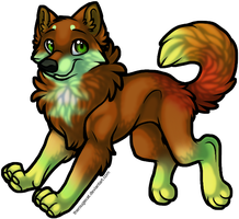 10 Point Canine Adopt by Ingrissi