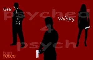 iSeal WiiSpy by psyched4psych