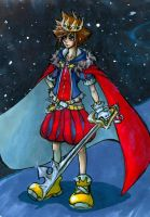 King Sora by KJCrazy