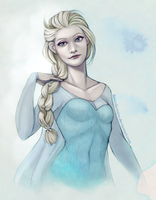 Elsa by danielleclaire