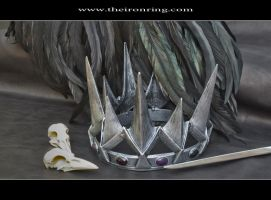 Queen Ravenna's Crown by TheIronRing