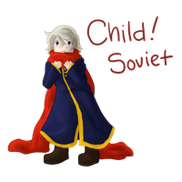 Child!Russia Profile Picture~ by Ask-Soviet-Russia