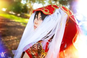 Shiro from Adekan by Yunskylark by AndyWana